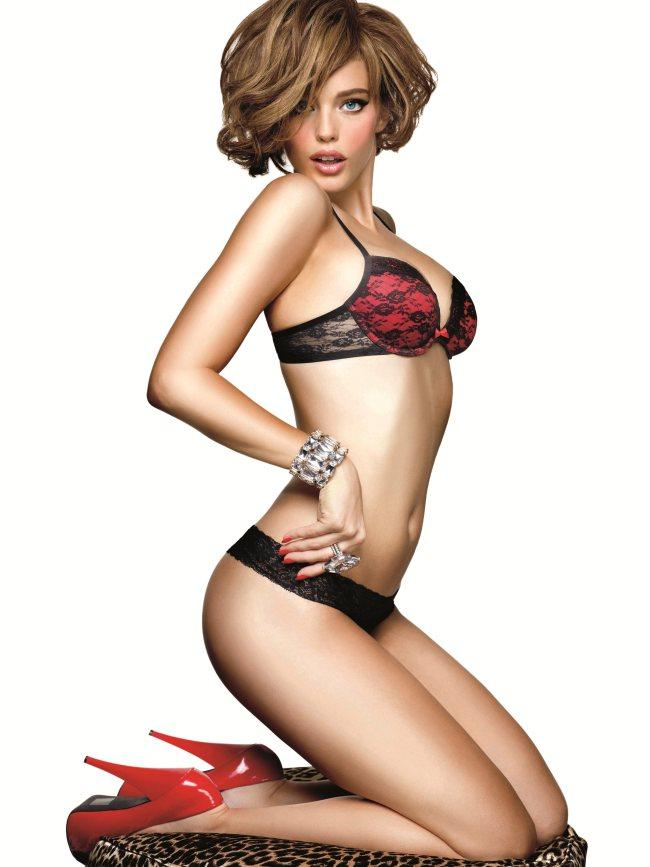 La Senza Lingerie Holiday 2011 Collection