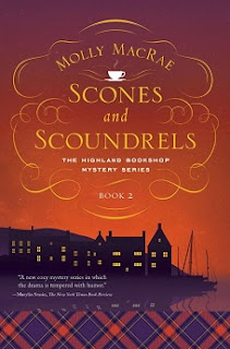 Scones and Scoundrels:  cover