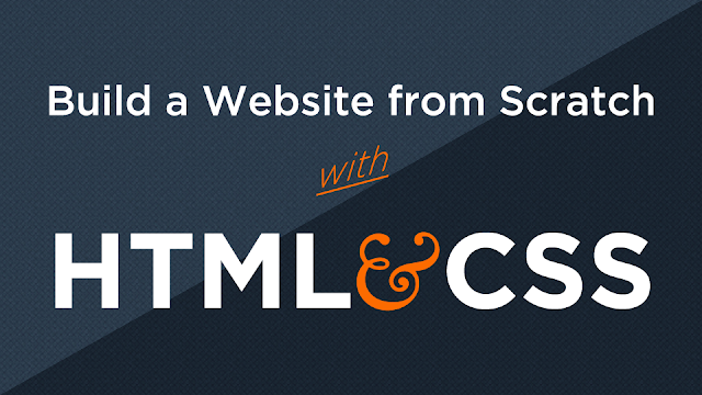 Create Websites from Scratch with HTML, CSS and Javascript