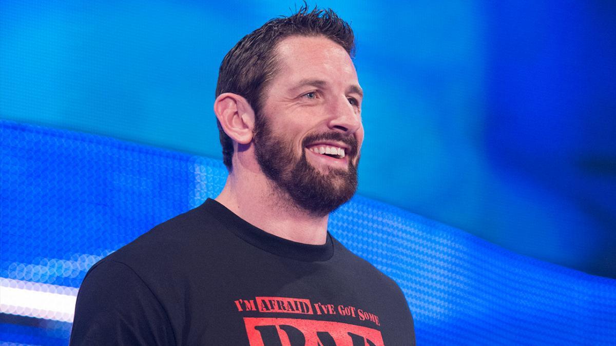 Wade Barrett pode retornar à equipe de comentaristas do NXT