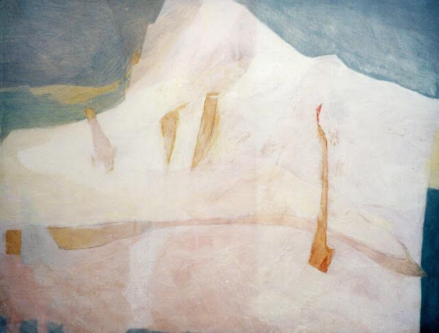 Summit - Abstract Painting - Rosemary Marchetta
