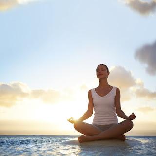 Meditation in Dahab