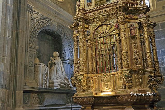 Capilla del Lignum Crucis. Santo Toribio de Liébana