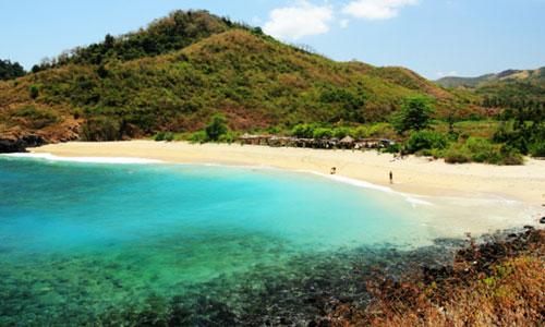 Budidaya Lobster dan Kerapu di Pantai Kaliantan Lombok Timur