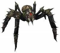 Örümcek Baronosten Zehir Kılıcı Düşürme