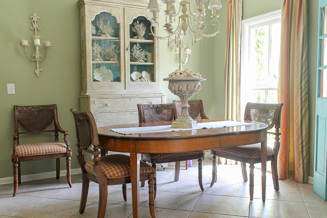 summer dining room ideas