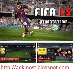 FIFA 15 ULTIMATE APK LATEST VERSION DOWNLOAD FOR ANDROID