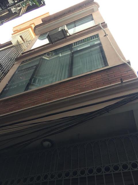 Thanh Xuân - Bán nhà đẹp phố Vương Thừa Vũ 5 tầng, diện tích 50m2, măt tiền 3.8m - Giá 4.2 Tỷ