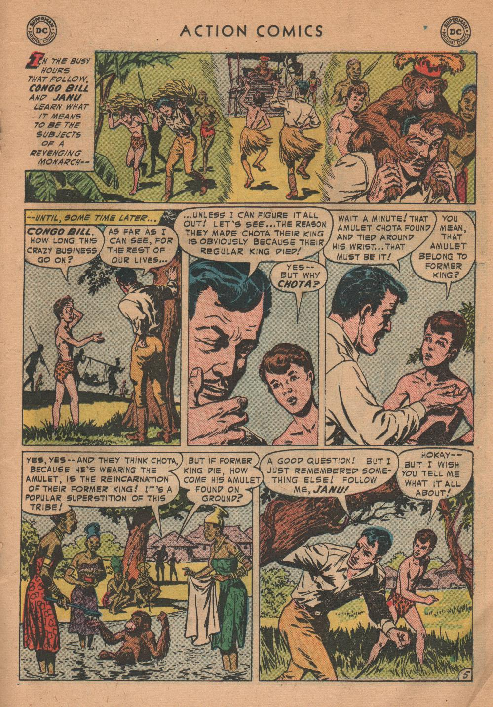 Action Comics (1938) 197 Page 18