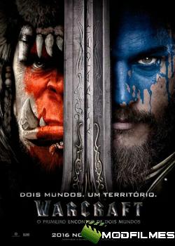 Capa do Filme Warcraft : O Primeiro Encontro de Dois Mundos