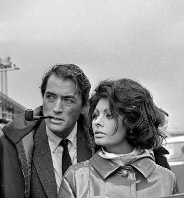 Arabesque 1966 Gregory Peck Sophia Loren Image 3