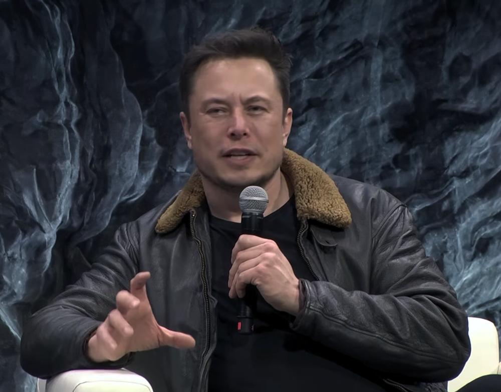 Elon Musk's Talk at SXSW