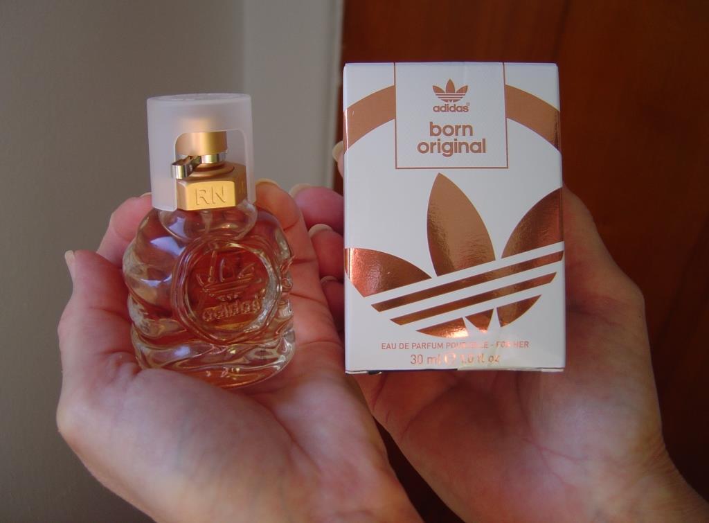 Adidas Born Original for Her perfume