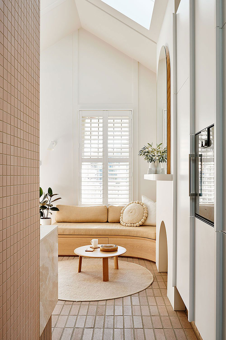 Canning Cottage by Bicker Design