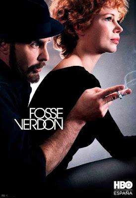 FOSSE/VERDON - poster serie hbo españa