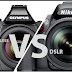 Berikut Perbedaan Antara Kamera Mirrorless Dengan kamera DSLR