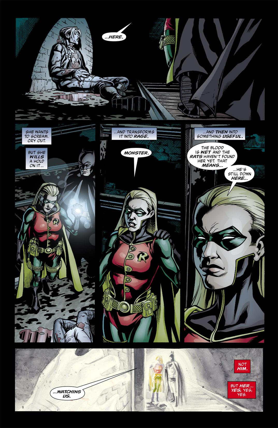 Detective Comics (1937) 796 Page 10