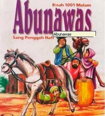 Cerita Abu Nawas Memindahkan Istana Keatas Awan
