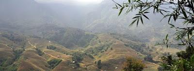 Couverture facebook Hauts plateaux du Vietnam