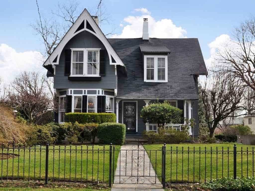 50 fotos de fachadas de casas modernas peque as bonitas for Fotos fachadas de casas sencillas y bonitas