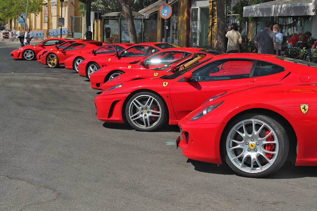 Encontro Ferrari - Punta del Leste - Uruguay