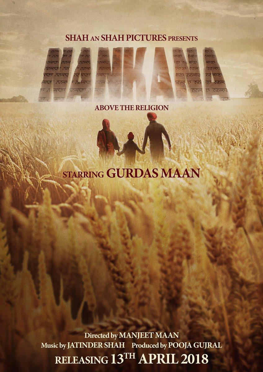 Nankana (2018) Punjabi DVDScr 700MB x264 Full Movie