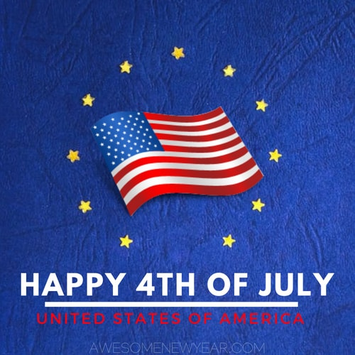 Happy Independence Day USA 2018 Wishes | America Independence