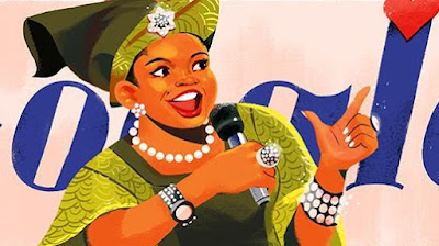 Birthay: Google Celebrates Christy Uduak Essien Igbokwe's 58th Birthday Anniversary With Google Doodles
