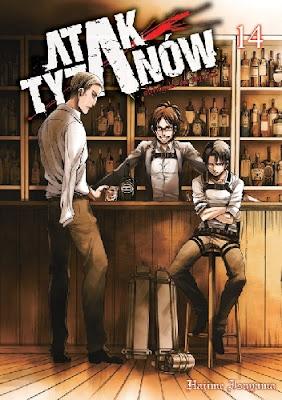 Hajime Isayama - Atak Tytanów t.14