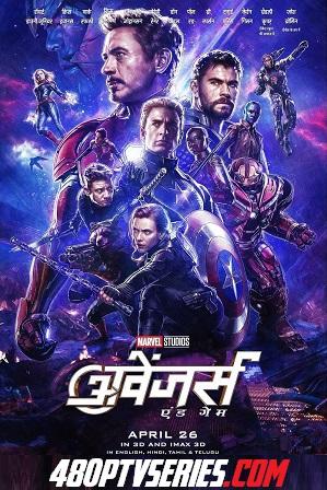 Download Avengers Endgame Full Movie Hindi 480p 720p Dual Audio HD-CAM