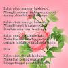 Kumpulan Puisi Cinta Indah Menyentuh Hati Pacar / Kekasih Terbaru