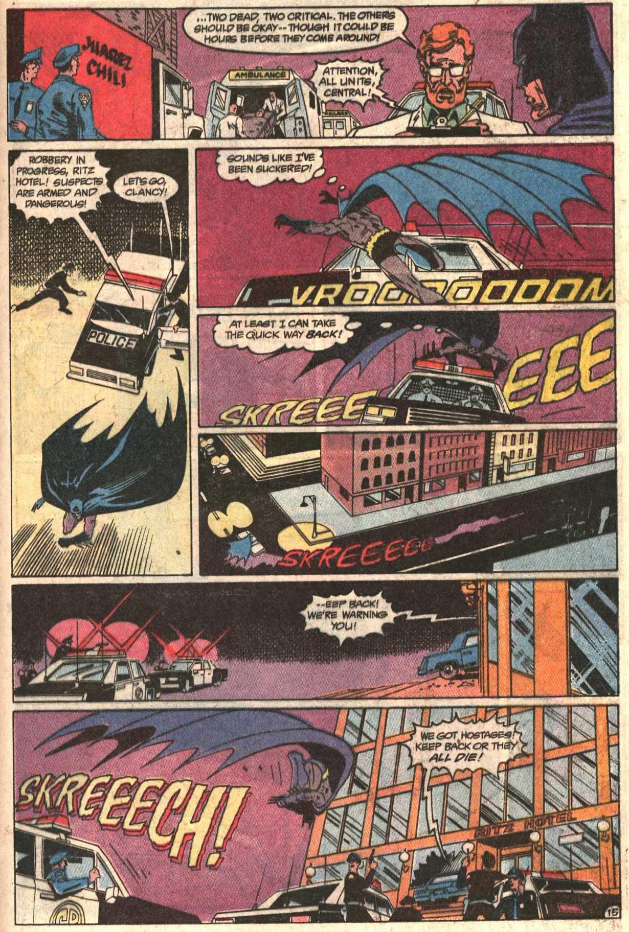 Detective Comics (1937) 611 Page 15