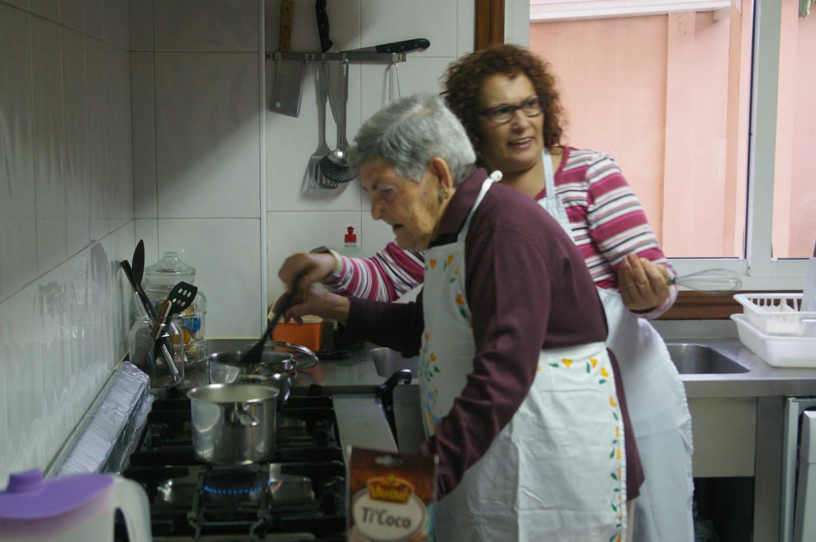 Vivir en plenitud la tercera edad viviendas para personas for Cocinar para 9 personas