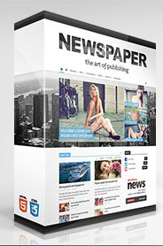 Newspaper Theme 4.2.2 – Extended License
