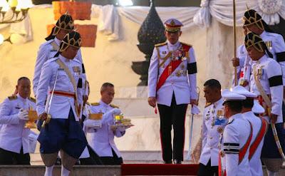 Thailand's new King Maha Vajiralongkorn Bodindradebayavarangkun