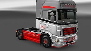 Scania RJL Kraker skin