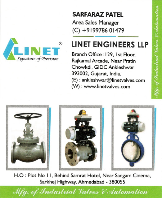 LINET ENGINEERS LLP. - 9978601478