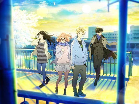 Kyoukai no Kanata Movie I'll Be Here Mirai-hen Sub Indo