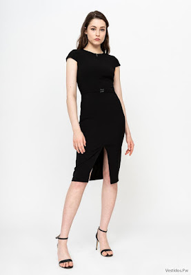 Vestidos Negros Elegantes