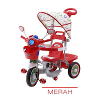 family f9933t police baby tricycle