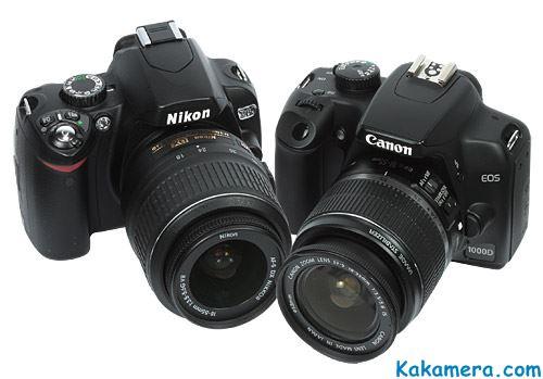 Harga Kamera DSLR Canon/Nikon Dibawah 5 Juta