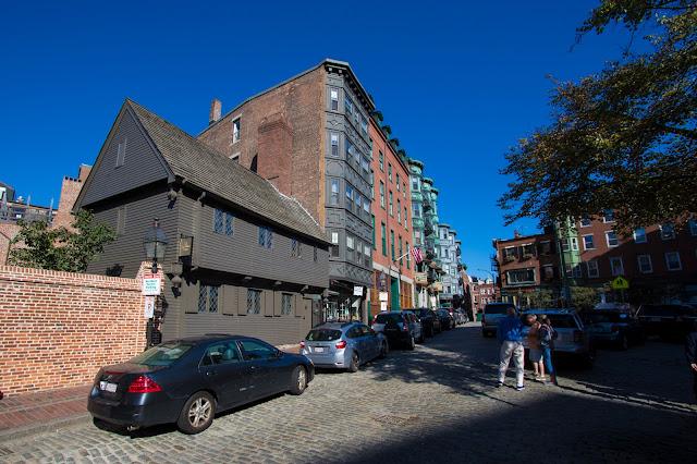 Paul Revere's house-Boston