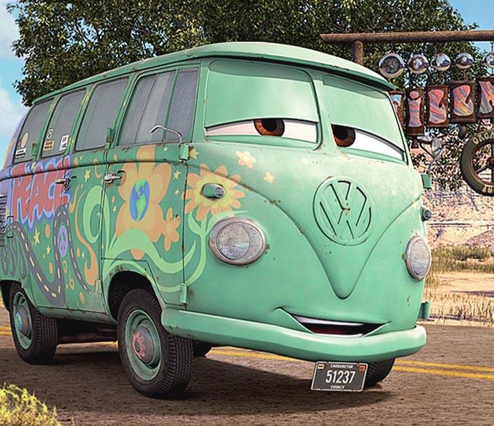 Cars For Kids >> 6 Free Disney Cars Fillmore Cartoon HD Wallpaper