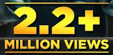 2.2 MILLION PLUS VIEWERS THIS JANUARY 2020.