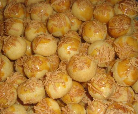 Resep Kue Nastar, Keranjang, Pelangi, Spesial - Resep Masakan 4
