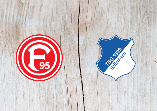 Fortuna Düsseldorf vs Hoffenheim - Highlights 15 September 2018