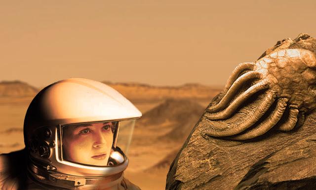 extraterrestrial Alien life on Europa