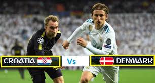 مشاهدة مباراة كرواتيا والدنمارك Croatia VS Denmark live بث مباشر اليوم الاحد 1-7-2018 كأس العالم