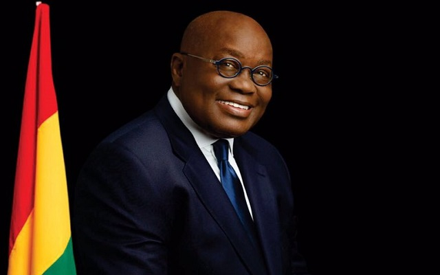 President of Ghana, Nana Akufo-Addo's Full Biography
