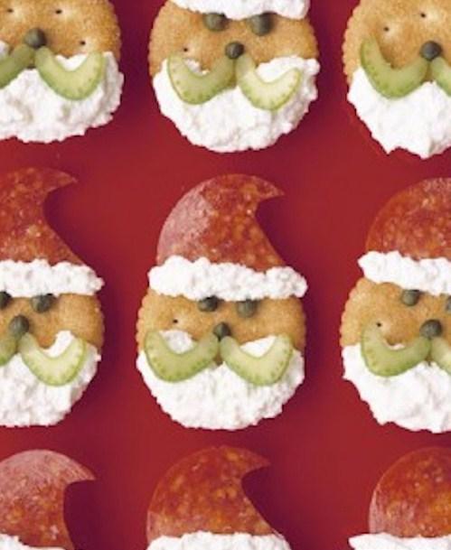 Funny Christmas Snacks
